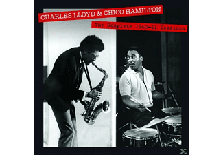 Charles Lloyd, Chico Hamilton - The Complete 1960-61 Sessions - (CD)
