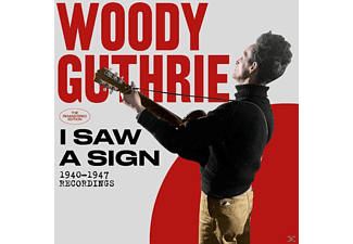 Woody Guthrie - I Saw A Sighn-1940-1947 Recordings [CD]