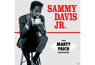 Sammy Davis Jr. - The 1961-62 Marty Paich Sessions - (CD)