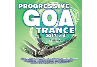 VARIOUS - Progressive Goa Trance 4/2017 - (CD)