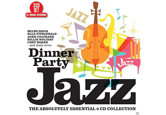 VARIOUS - Dinner Party Jazz - (CD)