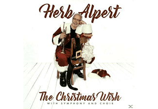 Herb Alpert - The Christmas Wish - (Vinyl)