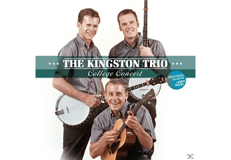 The Kingston Trio - College Concert - (Vinyl)