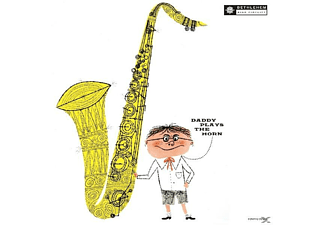 Dexter Gordon - Daddy Plays The Horn - (Vinyl)