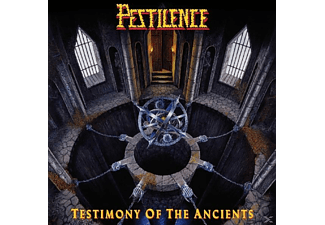 Pestilence - Testimony of the Ancients [CD]