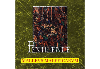 Pestilence - Malleus Maleficarum - (CD)