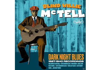 Blind Willie McTell - Dark Knight Blues 1927-1940 Recordings - (CD)