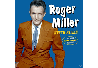 Roger Miller - Hitch-Hiker-1957-1962 Honky-Tonk Recordings - (CD)