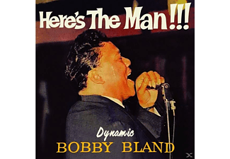 Bobby Blue Bland - Here's The Man!!!+10 Bonus Tracks - (CD)