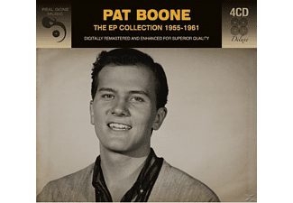 Pat Boone - EP Collection 1955-1961 - (CD)
