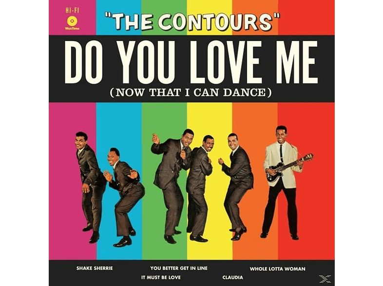 The Contours - Do You Love Me (Now That I Can Dance) (Ltd.180g V [Vinyl]