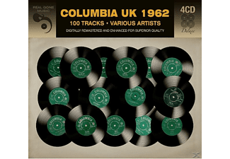 VARIOUS - Columbia Records 1962 - (CD)