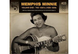 Memphis Minnie - Vol.1 The 1930s - (CD)