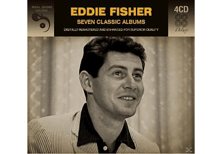 Eddie Fisher - 7 Classic Albums [CD]