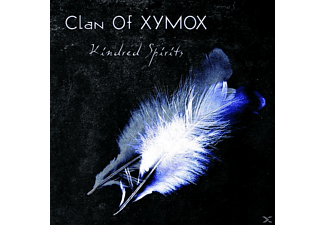 Clan Of Xymox - Kindred Spirits (Lim 180g Blue Vinyl) - (Vinyl)
