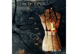 Clan Of Xymox - Matters Of Mind,Body And Soul (Lim 180g Orange VI - (Vinyl)