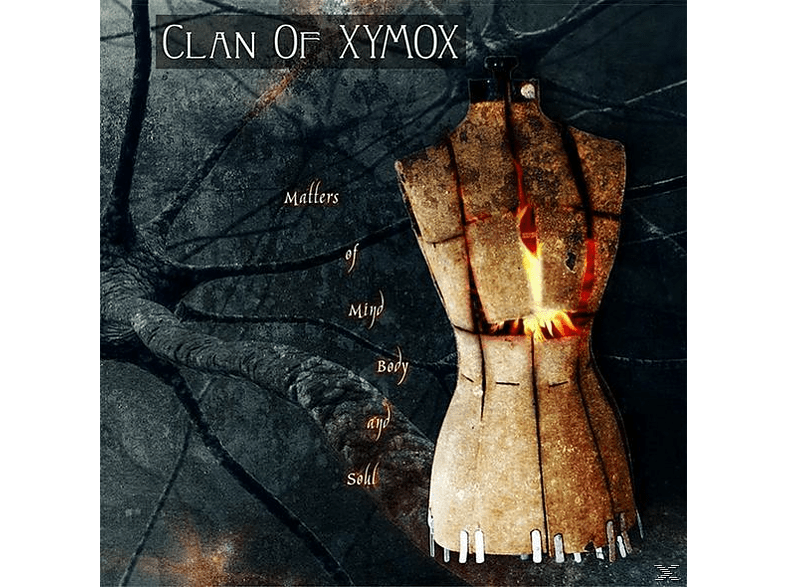 Clan Of Xymox - Matters Of Mind,Body And Soul (Lim 180g Orange VI [Vinyl]