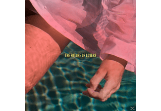 Len Sander - The Future Of Lovers - (Vinyl)