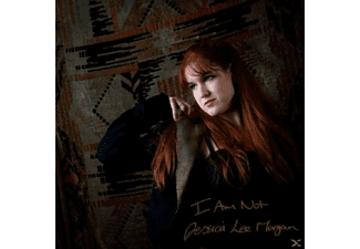 Jessica Lee Morgan - I Am Not - (CD)