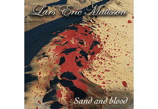 Lars Eric Mattson - Sand And Blood - (CD)