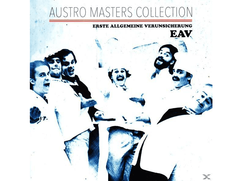 EAV - Austro Masters Collection [CD]
