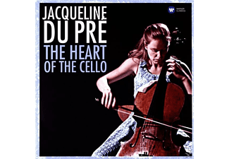 New Philharmonia Orchestra, English Chamber Orchestra, Jacqueline Du Pre, Chicago Symphony Orchestra - Jacqueline du Pre-The Heart of the Cello - (Vinyl)