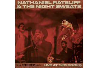 Nathaniel Rateliff And The Night Sweats - Live At Red Rocks (2LP) - (LP + Download)