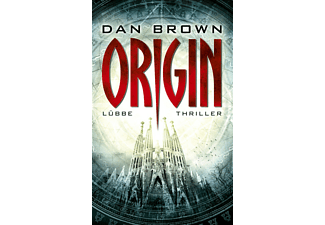 Origin, Thriller (Gebunden)
