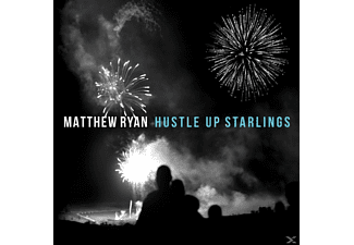 Matthew Ryan - Hustle Up Starlings (Black Vinyl) - (Vinyl)