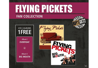The Flying Pickets - Everyday & Big Mouth [CD]