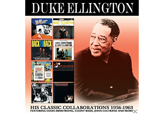 Duke Ellington - His Classic Collaborations 1956-1963 - (CD)