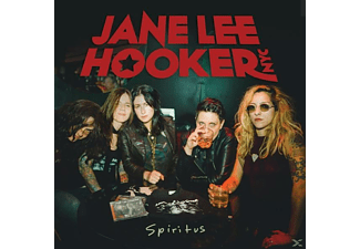 Jane Lee Hooker - Spiritus - (CD)