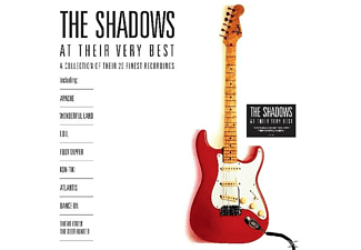 The Shadows - At Their Very Best - (Vinyl)