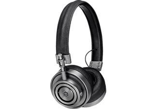 MASTER & DYNAMIC MH30, On-ear Kopfhörer, Headsetfunktion, Gunmetal