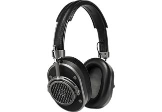 MASTER & DYNAMIC MH40, Over-ear Kopfhörer, Headsetfunktion, Gunmetal