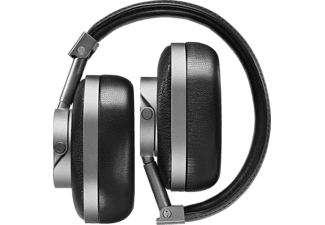 MASTER & DYNAMIC MW60, Over-ear Kopfhörer, Bluetooth, Gunmetal