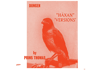 Dungen - Häxan (Versions by Prins Thomas) - (Vinyl)