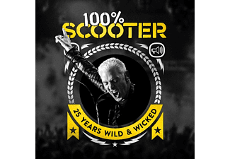 Scooter - 100% Scooter - 25 Years Wild & Wicked (Ltd.Deluxe Box) - (CD)