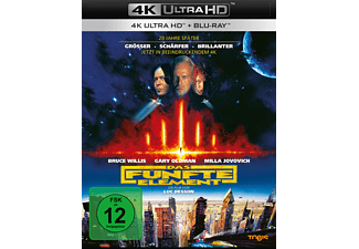 Das fünfte Element - (4K Ultra HD Blu-ray + Blu-ray)