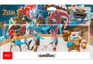 Champions Amiibo Pack - Zelda: Breath of the Wild  Switch