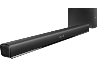 PHILIPS HTL1193B/98 5.0 Kanal Soundbar