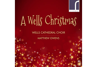 Wells Cathedral Choir - A Wells Christmas - (CD)
