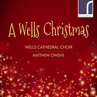 Wells Cathedral Choir - A Wells Christmas [CD]