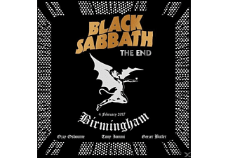 Black Sabbath - The End (Bluray+CD) - (Blu-ray + CD)