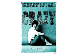 Patsy Cline - When Patsy Cline Was...Crazy - (DVD)