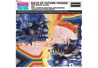 The Moody Blues - Days Of Future Passed (50th Anniversary Edt.) - (CD + DVD Video)