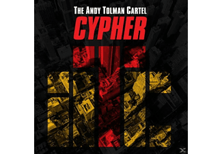 The Andy Tolman Cartel - Cypher - (Vinyl)
