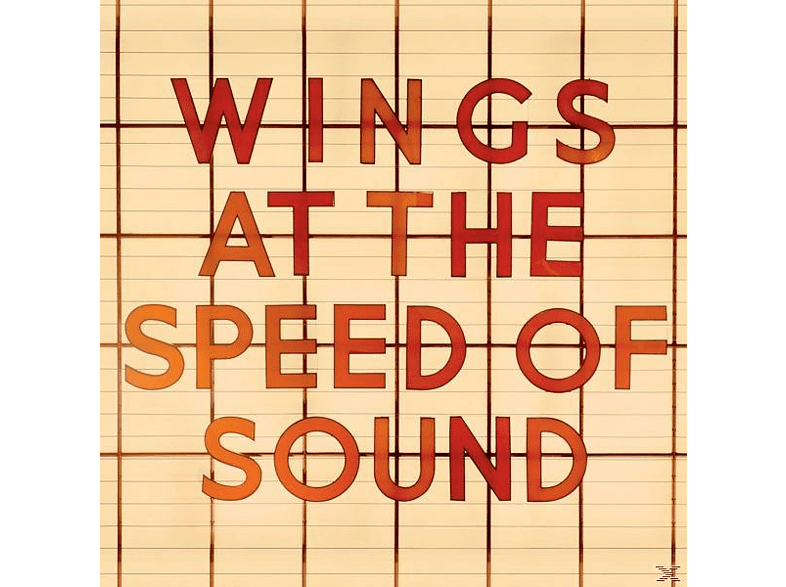 Wings - At The Speed Of Sound (1LP,Limited Edition) [LP + Download]