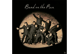 Paul McCartney, Wings - Band On The Run - (CD)