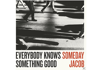 Someday Jacob - Everybody Knows Something Good (Lp + Mp3) - (LP + Download)